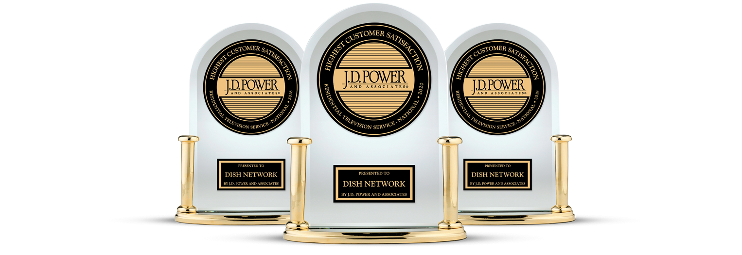 DISH Customer Satisfaction - Ranked #1 by JD Power - Empire Communications in Mesa, Arizona - DISH Authorized Retailer